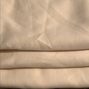 Ivory Curtains
